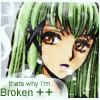 Code Geass avatar by dragonfly