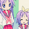 Lucky Star avatar by kamii